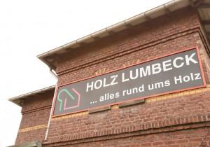 Holz Lumbeck GEbäude